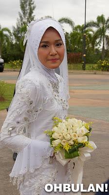 Gambar Isteri Ally Iskandar, Farah Lee
