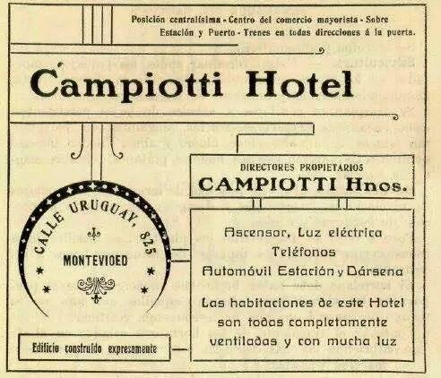 Hotel Campiotti