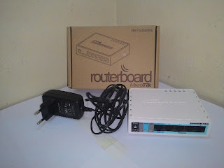 Mikrotik RouterBoard RB750 Series (750 GL)