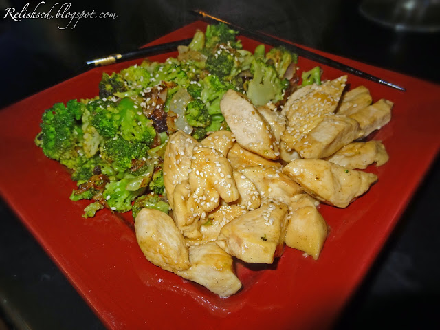 Salted Paleo: Chinese Chicken & Broccoli (scd, paleo)