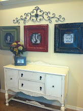 Antique Buffet ~ SOLD
