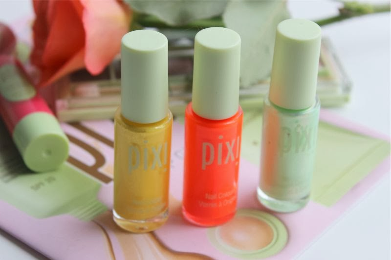 Pixi Beauty Spring 2014