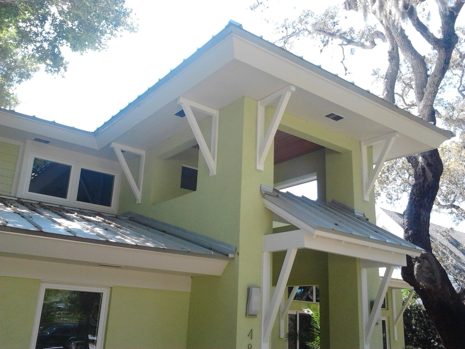 Painting tampa bay exterior painting belleair florida for Florida exterior paint colors