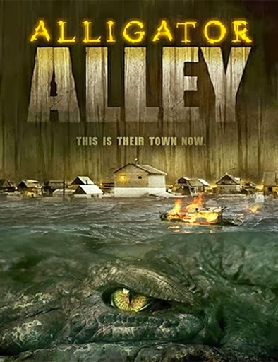 Ver Alligator Alley (2013) Online
