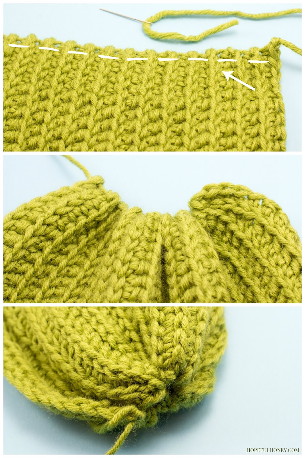 Hopeful Honey Craft Crochet Create