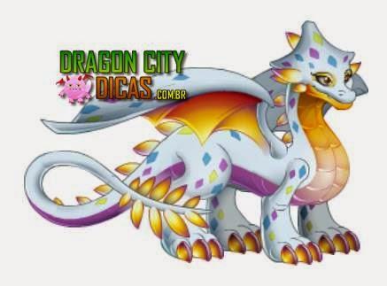 Dragão Impecável