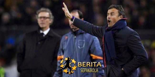 Enrique Tak Terkejut Banding Barcelona Ditolak
