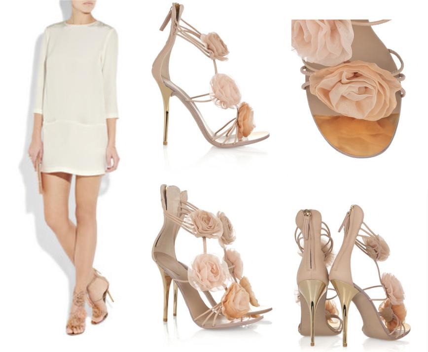 ... Giuseppe Zanotti Bridal Sandals Shoes ...