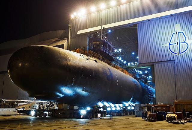 USS North Dakota (SSN 784)