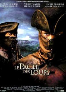 El Pacto de los Lobos – DVDRIP LATINO