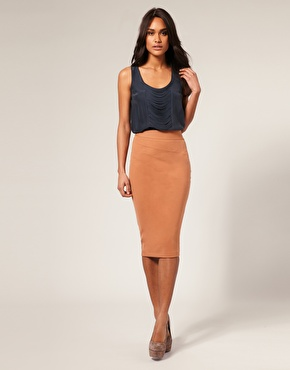 long Pencil Skirts