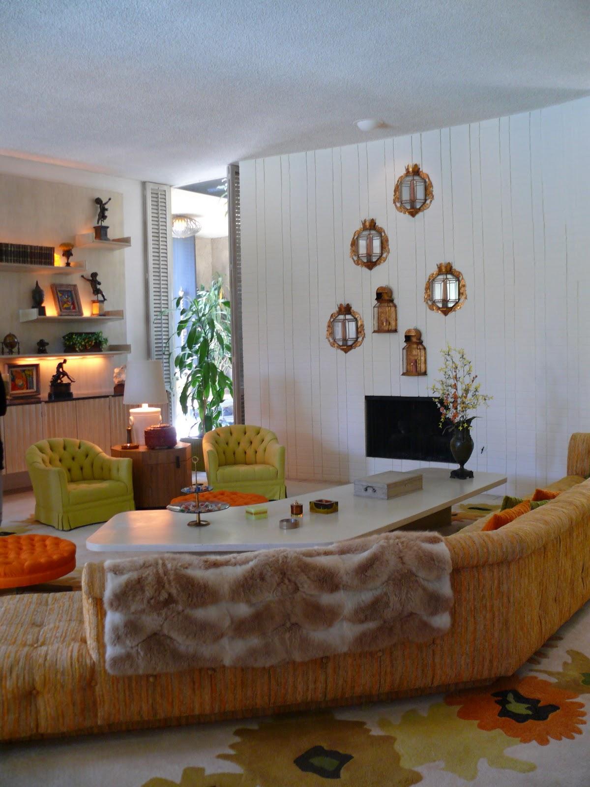 Designer Junk Finder: Palm Springs Mid Century Modern