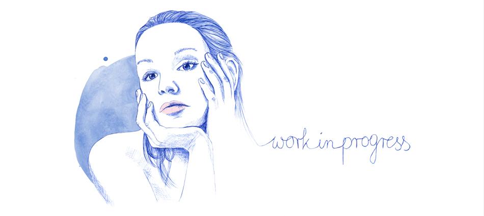 Gosia Zimniak - Ilustrowany Blog