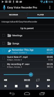 Easy Voice Recorder Pro v1.6.2 APK