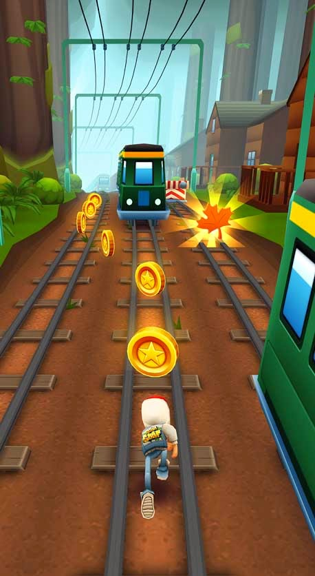 Latest Subway Surfers v1.23