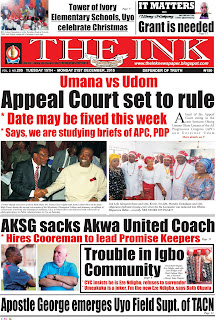 Umana vs Udom: Appeal Court set to rule * Date may be fixed this week * Says, we are studying briefs of APC, PDP