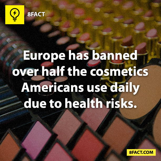 cosmetics  facts
