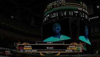 NBA 2K13 Enhanced Jumbotron Led TV / Big Screen Patch