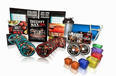 insanity Max 30 Deluxe Kit