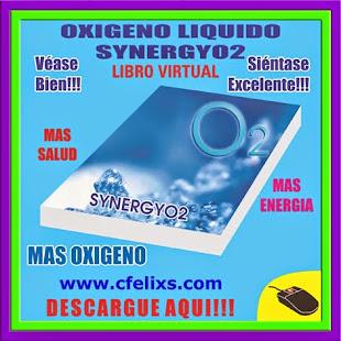 GRATIS: DESCARGUE EL LIBRO DEL OXIGENO LIQUIDO