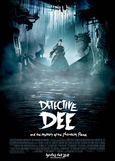 Di Renjie zhi tongtian diguo – Dedektif Dee ve Gizemli Alev izle