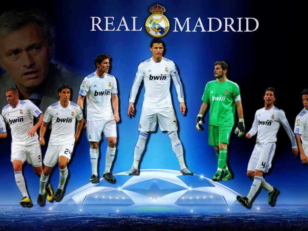 Real Madrid New HD Wallpapers 2013-2014 | Football ...