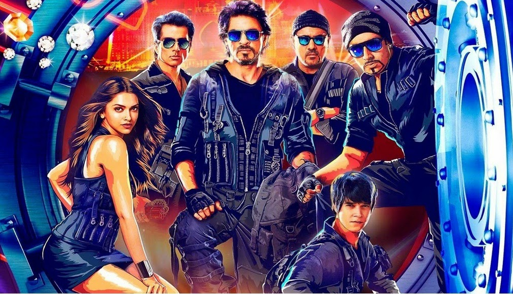 Happy New Year (HNY) Worldwide Box Office Collection