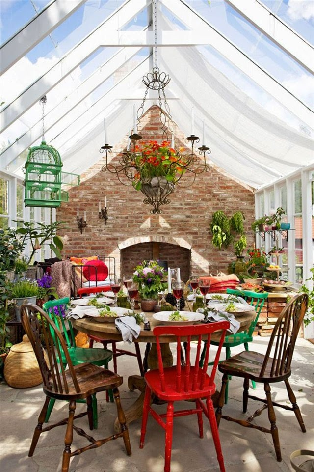 Greenhouses and orangeries - Simply Danish Living