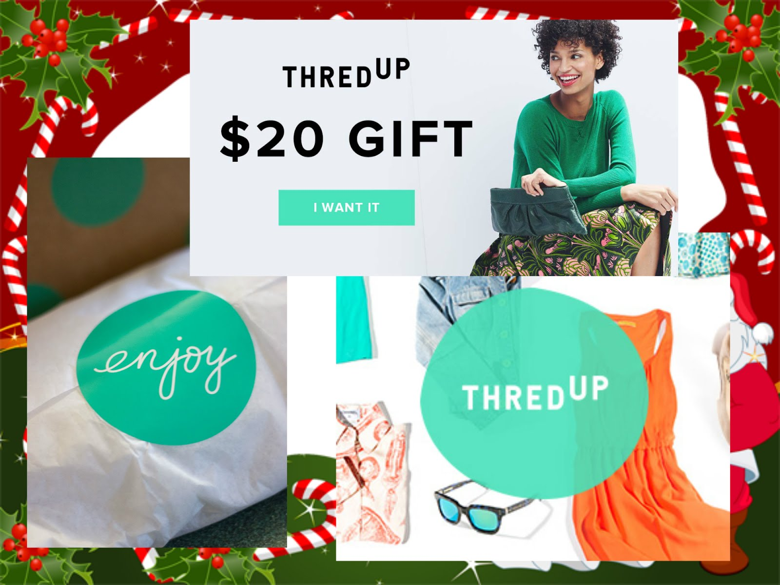 Get a FREE $20 for your Holiday Shopping!!