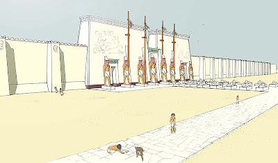 Antiguo Egipto, Egipto, Templo de Ptah, Templos de Egipto,