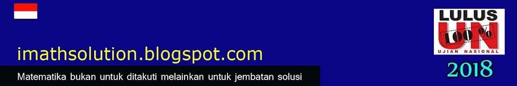 imath solution