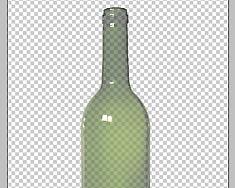 Tutorial para hacer una botella transparente