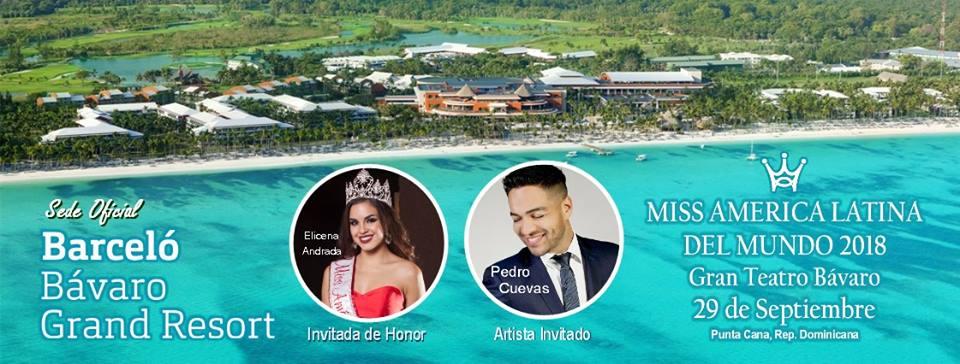 Miss América Latina del Mundo 2018
