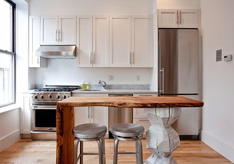 Apartamento diseñado por Brooklyn Home Company con mobiliario low-cost5