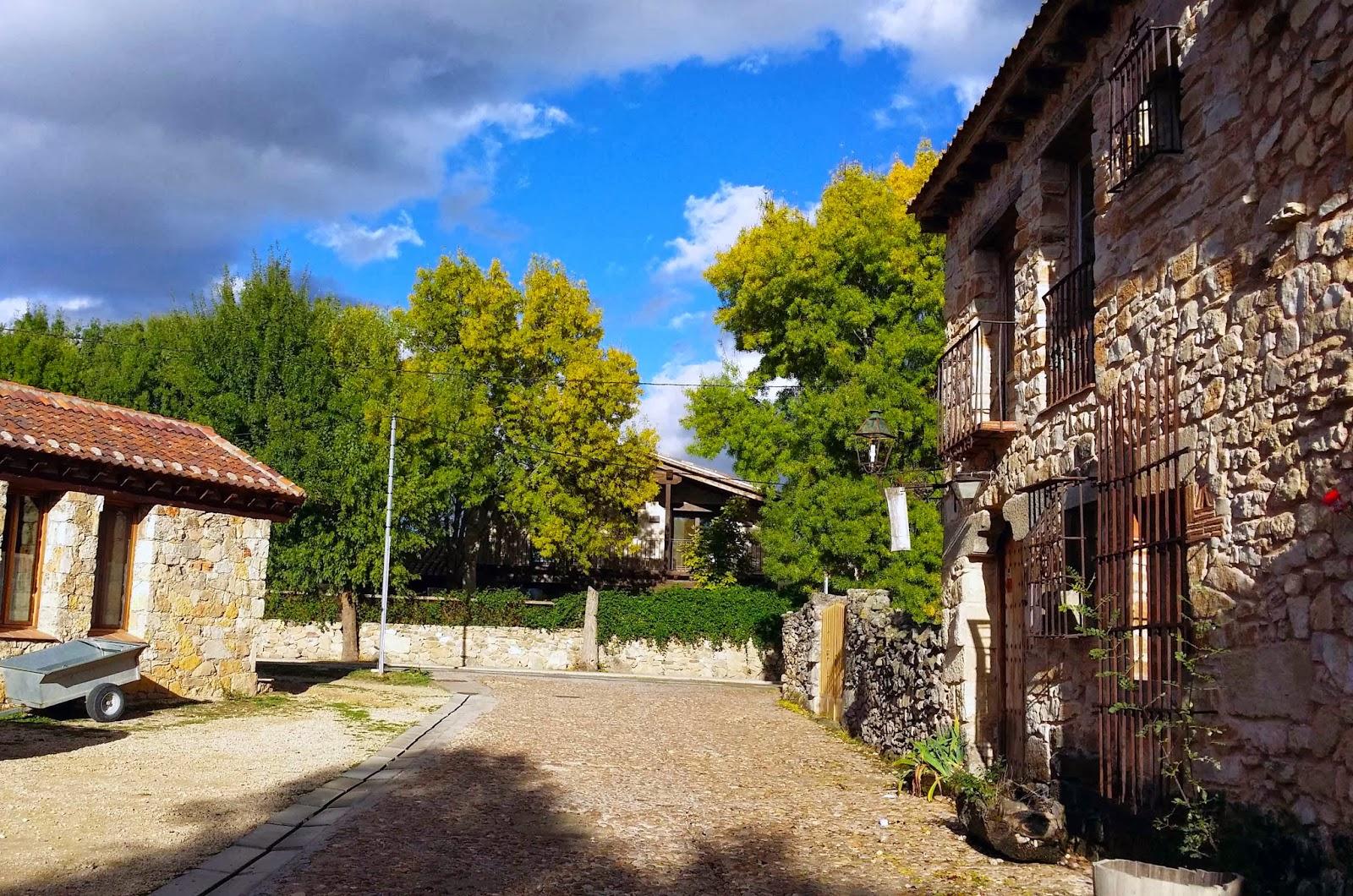 Casa rural con encanto en pedraza segovia - Apartamentos rurales segovia ...