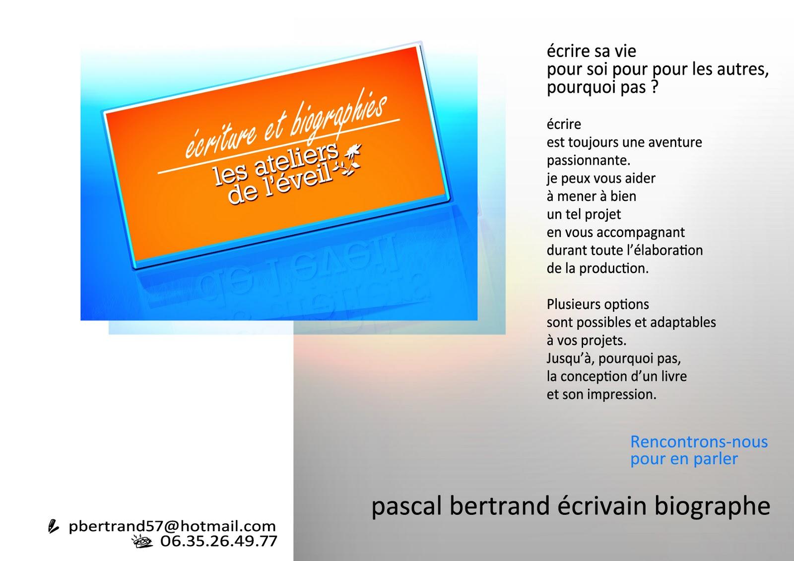 Pascal bertrand en route vers le territoire de cl mence - Je reste a votre disposition pour toutes informations complementaires ...
