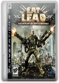 Ps3 Download   Eat Lead: The Return of Matt Hazard 