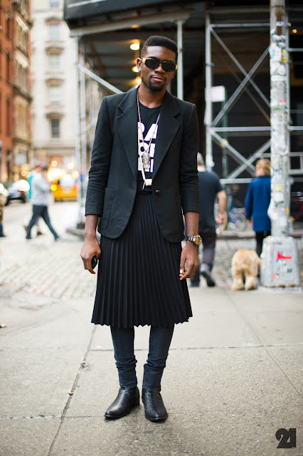 skirt,black,plaid,men,hombre,pollera