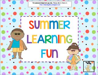 summer, learning, school