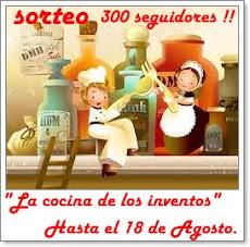 SORTEO 300 SEGUIDORES