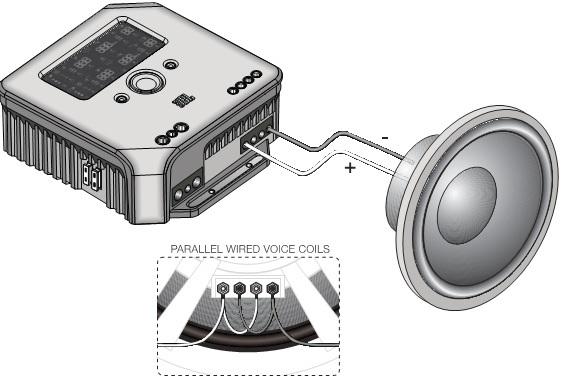 JBL MS-A5001 - 1 CHANNEL Digital Signal Processing Amplifier ...