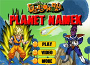Dragon Ball Z Planet Namek