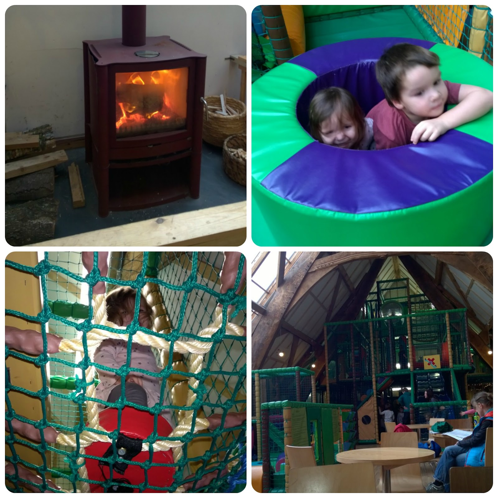 Greenwood Forest Park Winter Opening Enchanted Playbarn