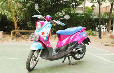 Modifikasi Yamaha Mio Fino Terbaru title=