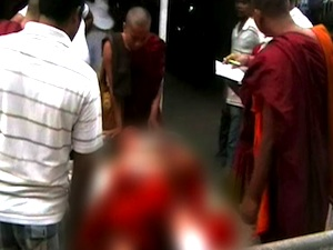Bomb Blast in Mahabodhi Temple in Bodh Gaya India