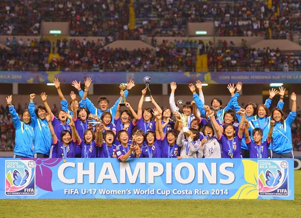 Jepang Juara Piala Dunia Wanita U17 2014