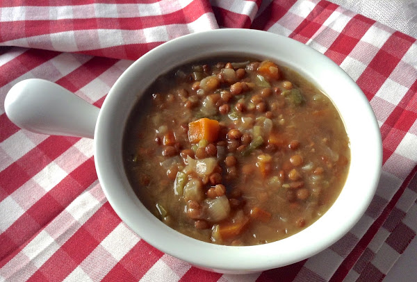 Calorias lentejas cocinar en casa es for Cocinar lentejas con verduras