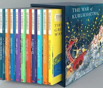 The Mahabharata: Children's Illustrated Classics