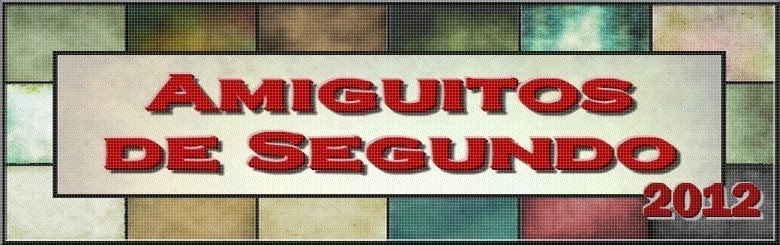 AMIGUITOS DE SEGUNDO