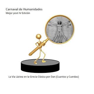 Cuantos y cuerdas ganadores de la IV Edición del carnaval de Humanidades.